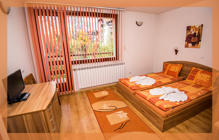 Double room guest house VIEN Bansko