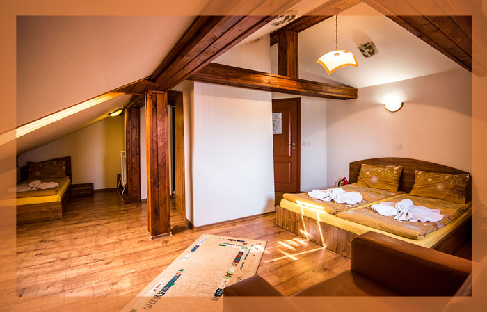 Triple room  guest house VIEN Bansko